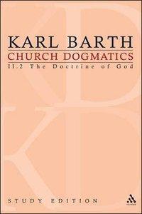 The Election of God I (Church Dogmatics Study Edition Series)
