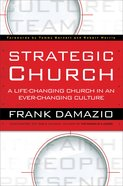 Strategic Church Paperback