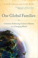 Our Global Families Paperback