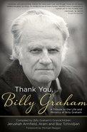 Gracias, Billy Graham Paperback