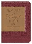 Prayers of a Faithful Heart Imitation Leather