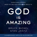 God is Amazing (Unabridged Mp3) CD