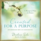 Created For a Purpose (Unabridged Mp3) CD