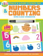 Trace and Learn Sticker Fun: Numbers and Counting Paperback