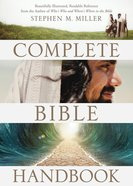The Complete Bible Handbook Paperback