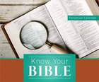 365 Perpetual Calendar: Know Your Bible