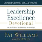 Leadership Excellence Devotional (Unabridged Mp3) CD