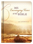 365 Encouraging Verses of the Bible Devotional Journal Hardback