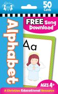Flash Cards: Alphabet (Age 5+) (Pk 50 )