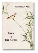 Back to the Cross Paperback