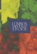Common Praise Words Edition (Music Book) Paperback