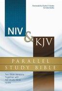 Niv/Kjv Parallel Study Bible Hardback
