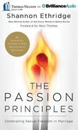 The Passion Principles (Unabridged, Mp3) CD