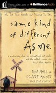 Same Kind of Different as Me (Unabridged, Mp3) CD