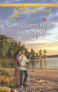 North Country Mom (Northern Lights) (Love Inspired Series)