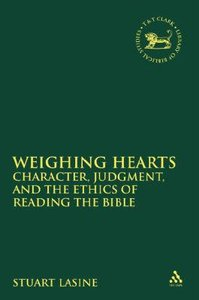 Weighing Hearts (Library Of Hebrew Bible/old Testament Studies Series)