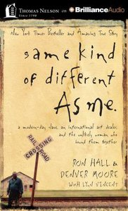 Same Kind of Different as Me (Unabridged, Mp3)