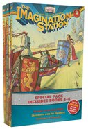 Aio Imagination Station: 3 Pack (Volume 4-6) (Adventures In Odyssey Imagination Station (Aio) Series) Pack
