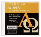 Listening Material For Elements of New Testament Greek (3rd Edition) CD