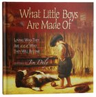 What Little Boys Are Made of Hardback