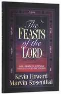 The Feasts of the Lord Hardback