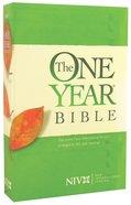 NIV One Year Bible (1984) Paperback