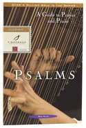Psalms: A Guide to Prayer & Praise (Fisherman Bible Studyguide Series) Paperback