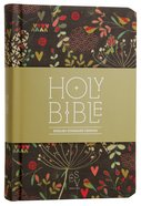 ESV Anglicized Compact Bible Hearts and Flowers