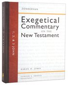 1, 2, and 3 John (Zondervan Exegetical Commentary Series On The New Testament) Hardback