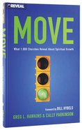 Move: What 1000 Churches Reveal About Spiritual Growth Hardback
