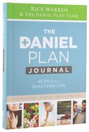 Daniel Plan Journal Hardback