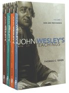John Wesley's Teachings (Complete 4 Volume Set) (John Wesley Teachings Series) Paperback