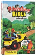 NIRV Adventure Bible For Early Readers (Black Letter Edition)