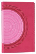 NIV Bible For Teens Pink/Red (Red Letter Edition) Imitation Leather