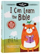 I Can Learn the Bible - Joshua Code For Kids: 52 Devotions Hardback