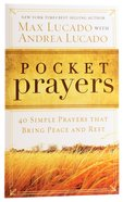 Pocket Prayers (Pocket Prayers Series) Paperback