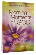 Morning Moments With God Hardback