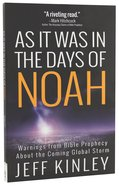 As It Was in the Days of Noah Paperback