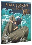 Bible Stories For Boys Hardback