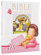 Bible and Prayers For Teddy and Me (Pink)