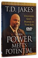 Power For Living: When Power Meets Potential (Dvd Study) DVD