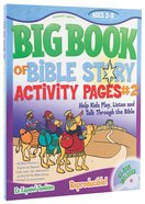 Big Book of Bible Story Activity Pages #02 (Reproducible)