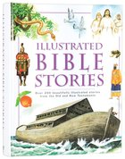 Illustrated Family Bible Stories Hardback