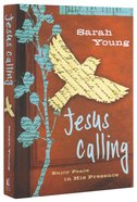Jesus Calling (365 Day Devotional) (Teen Edition) Hardback