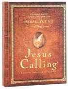 Jesus Calling Devotional Journal; 365 Day Devotional Hardback