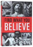 A to Z: Find What You Believe Paperback