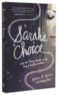 Sarah's Choice Paperback