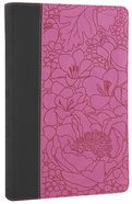 ESV Thinline Bible Ebony Berry Bouquet Trutone Imitation Leather