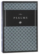 ESV Psalms Black (Black Letter Edition) Genuine Leather