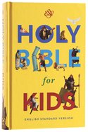 ESV Holy Bible For Kids (Black Letter Edition) Hardback